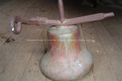 The school bell from Bramley Group school