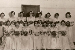 Debutantes presented to the Roman Catholic Bishop of Bunbury