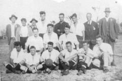 Bramley soccer team