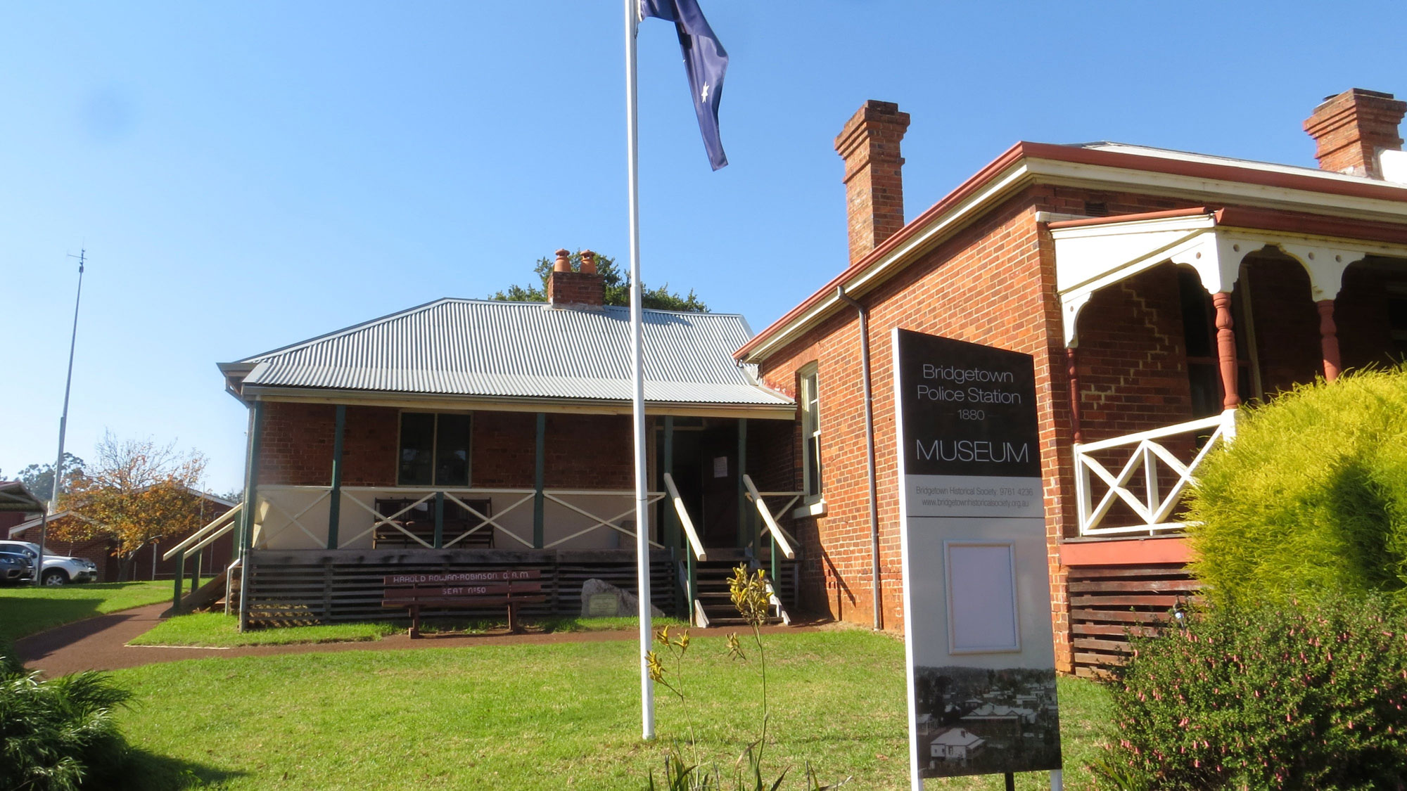 Nannup Historical Society