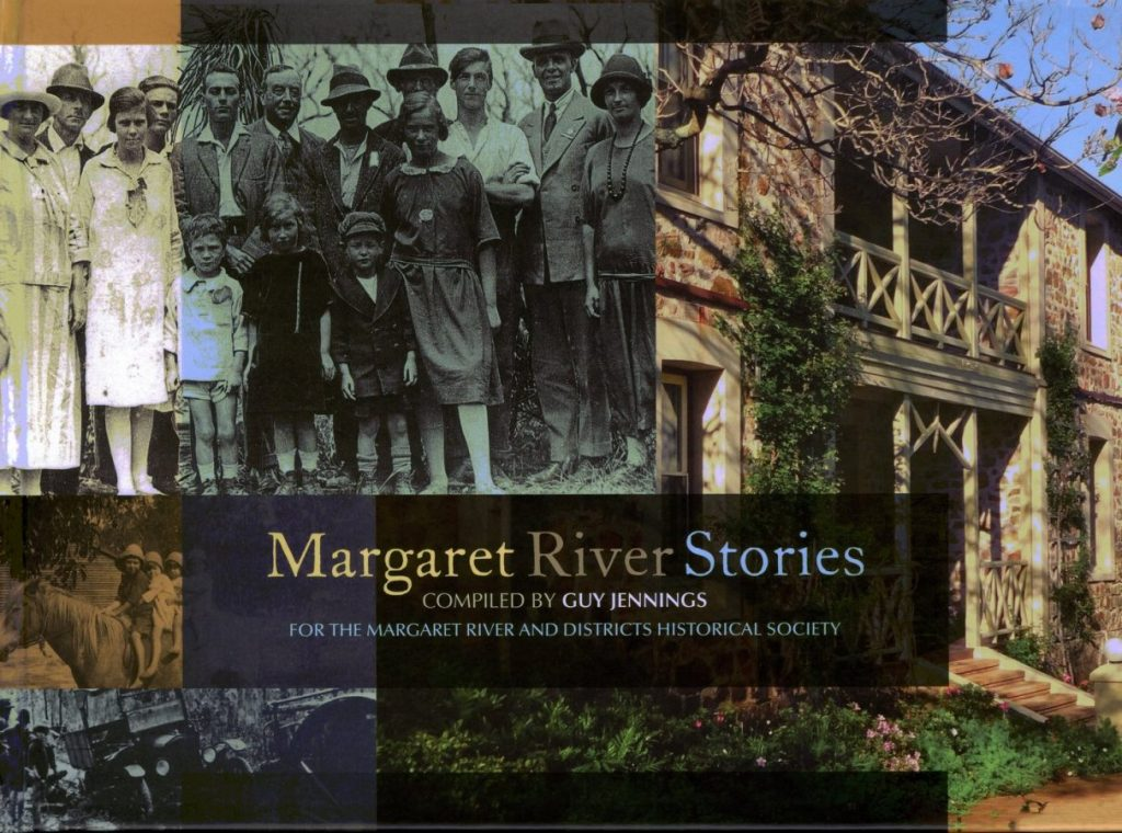 Margaret River Stories book cover