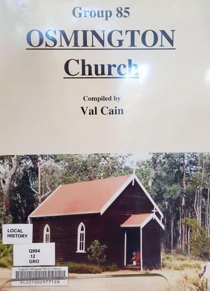 Osmington Church book cover