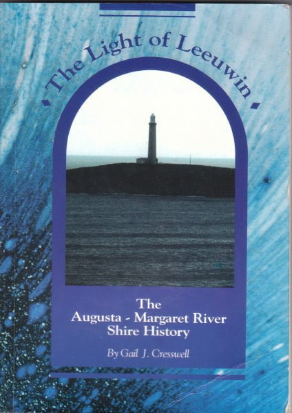 The Light of Leeuwin book cover