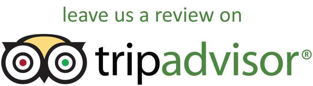 Leave us a review on Trip Advisor (opens in new window)