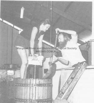 Wine press, 1982